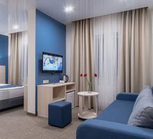 Оснащение гостиничных номеров мебелью класса Люкс. Мебель для гостиниц и отелей Крыма - Специальная мебель в Симферополе