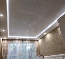 Натяжные потолки контурные световые линии - Натяжные потолки в Симферополе