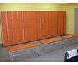 Шкафчики локеры шкафы для отелей и гостиниц, шкафчики для спорт раздевалок и бассейнов HPL пластик, фото — «Реклама Севастополя»