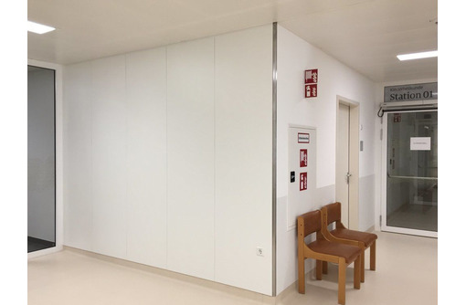 Конструкционные медицинские панели для объектов здравоохранения. Антибактериальная отделка. HPL - Ремонт, отделка в Севастополе