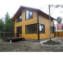 Каркасные дома, строим быстро, качественно, цены ниже чем у конкурентов! - Строительные работы в Севастополе