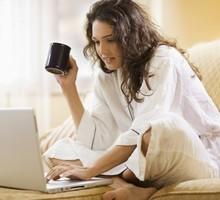 Подработка онлайн для домохозяек - Работа на дому в Черноморском