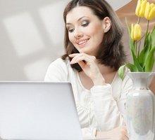 Работа в интернете с официальным доходом - Работа на дому в Симферополе