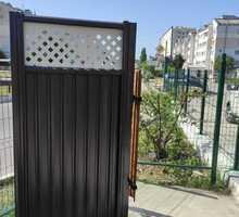 Заборы , ограждения завода Grand Line. - Заборы, ворота в Севастополе