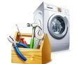 Ремонт стиральных машин в Севастополе – срочный выезд на дом! Доставка запчастей, фото — «Реклама Севастополя»