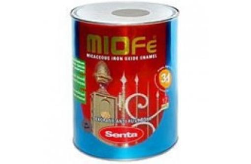 Продаем декоративную краску по металлу Senta Miofa (Сента Миофа) - Хозтовары в Севастополе