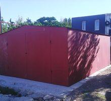 Металлический гараж - Продам в Симферополе