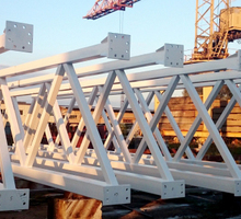 Металлоконструкции  ангары, фермы, лестницы, ёмкости, металлокаркасы - Металлические конструкции в Севастополе