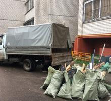 Вывоз строительного мусора, грунта, хлама. Демонтажные работы. Любые объёмы!!! - Вывоз мусора в Симферополе