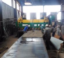 Металлоконструкции изготовление монтаж резка, рубка до 28 мм- 4м гибка до 12 мм -3м  скерловка - Металлические конструкции в Севастополе