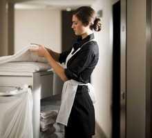 Горничная для уборки общественных мест - Гостиничный, туристический бизнес в Феодосии