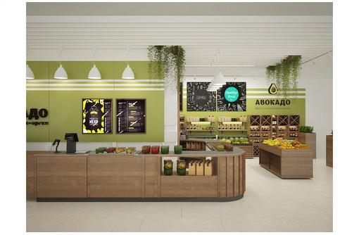 Дизайн-проект интерьера магазина.1 000 руб.м.кв. Скидки на большие площади. Бесплатная консультация. - Дизайн интерьеров в Севастополе