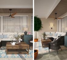 Дизайн-проект интерьера дома. Скидки на большие площади и на 2 проект. В праздники скидки 10-15% - Дизайн интерьеров в Севастополе