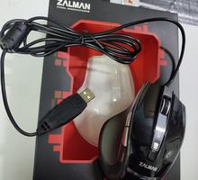 Мышь оптическая Zalman ZM-M400 usb 1600dp - Периферийные устройства в Севастополе