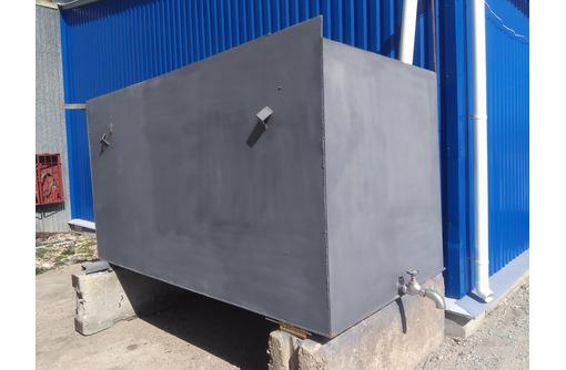 Ёмкости, резервуары и цистерны из стали - Садовый инструмент, оборудование в Севастополе