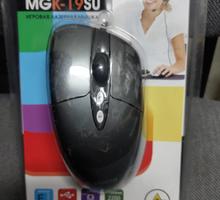 Мышь компьютерная Dialog MGK-19SU KATANA GAME LASER, игровая, (7кн+кол/кн). - Периферийные устройства в Севастополе