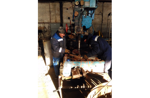 Рубка до 28 мм,резка, гибка до 12 мм, сварка металлов. Изготовление металлоконструкций в Крыму. - Металлические конструкции в Севастополе