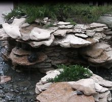 ландшафтный дизайн, водопады водоемы - Бани, бассейны и сауны в Севастополе