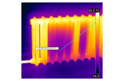 Телеинспекция труб, тепловизионное обследование, фото — «Реклама Севастополя»