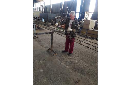 Металлоконструкции  армированные каркасы, лестницы,ёмкости по чертежам заказчика. - Металлические конструкции в Севастополе