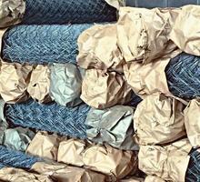 Сетка Рабица оцинкованная в рулонах оптом и в розницу с доставкой - Металлы, металлопрокат в Белогорске