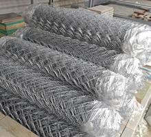 Сетка рабица нержавеющая - Металлы, металлопрокат в Джанкое