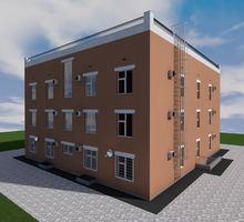 Проект доходного дома на 24 квартиры-студии - Услуги по недвижимости в Севастополе