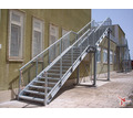 Металлические лестницы , армированные каркасы, ёмкости, ворота другие металлоконструкции. - Строительные работы в Севастополе