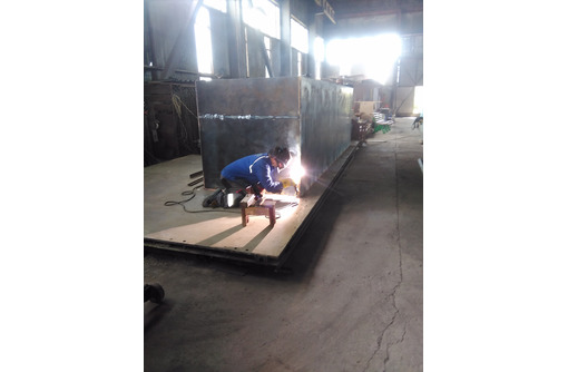 Гиб до 10мм , рубка до 25мм, сварка и резка металла. - Металлические конструкции в Севастополе