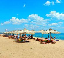 Крым Саки база отдыха Прибой Домик у моря - Аренда квартир в Саках