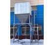 Металлические конструкции: силоса для цемента , бункера для сыпучих материалов., фото — «Реклама Севастополя»
