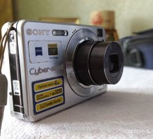 фотоаппарат Sony w120. - Цифровые  фотоаппараты в Крыму