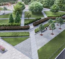 Ландшафтный дизайн - Ландшафтный дизайн в Симферополе