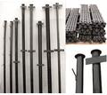 Крепкие, металлические столбы для забора - Металлы, металлопрокат в Керчи