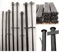 Столбы металлические - Металлы, металлопрокат в Евпатории