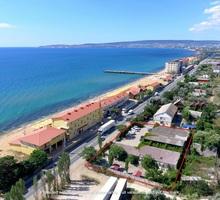 Продаётся гостиница и кафе в 50 м от моря - Продам в Феодосии