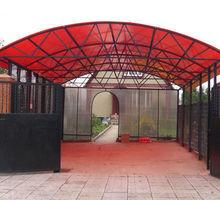 Изготовление и установка козырьков и навесов - Металлические конструкции в Евпатории