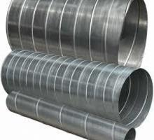 Вентиляция: воздуховод - спирально-навивной - Металлы, металлопрокат в Севастополе