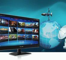 Телевидение цифровое DVB-2 , спутниковое ,  IPTV - Спутниковое телевидение в Ялте