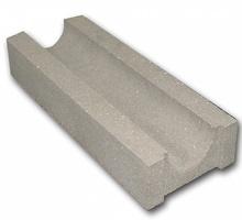Лоток водоотводный бетонный ЛВ 245х345х80 мм - Отделочные материалы в Симферополе