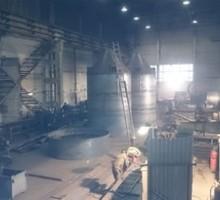 Металлоконструкции: силоса и бункеры для сыпучих материалов вместимостью от 10 до 135 тонн. - Строительные работы в Севастополе