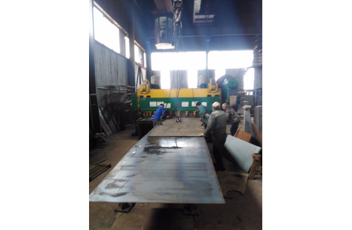 Изготовление металлоконструкций для строительства.Резка 28 мм, гибка 12мм, сварка металлов - Строительные работы в Севастополе