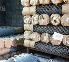 Сетка Рабица оцинкованная в рулонах - Металлы, металлопрокат в Армянске
