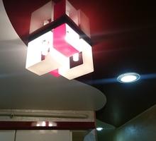 Комбинированные натяжные потолки - Натяжные потолки в Симферополе
