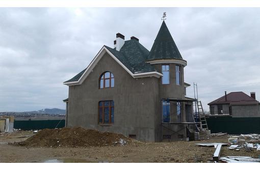 Строительство  домов,  коттеджей - Строительные работы в Севастополе