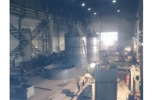 Изготавливаем силоса, бункеры, ёмкости, баки, резервуары из стали. - Строительные работы в Севастополе