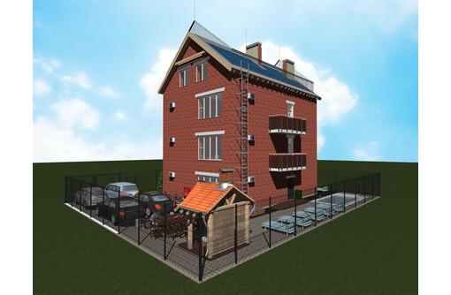 Проект гостиницы на 11 номеров - Услуги по недвижимости в Севастополе