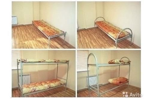 Металлические кровати эконом-класса - Садовая мебель и декор в Белогорске