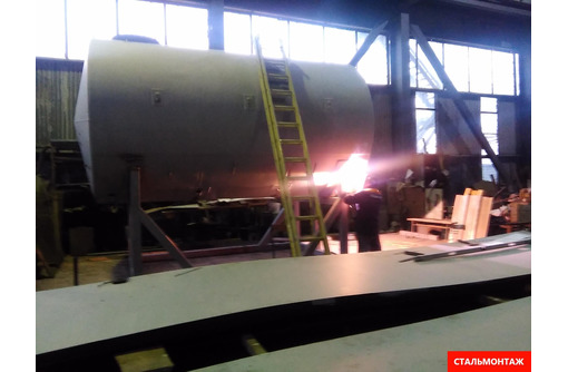 Собственное производство и монтаж металлоконструкций. - Металлические конструкции в Севастополе