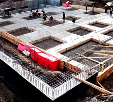 Бетонные работы (монолит) - Строительные работы в Симферополе